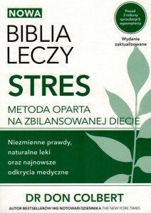 "dr Don Colbert ""Biblia leczy. Stres"""