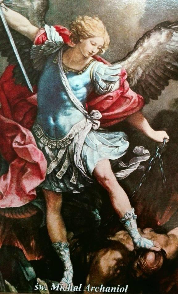 Niewiarygodnie Obraz - św. Michał Archanioł - WIG0151(3) - Święty Jacek KF45